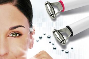 Guinot hydradermie gezichtbehandeling