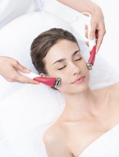 Guinot hydradermie gezichtsbehandeling