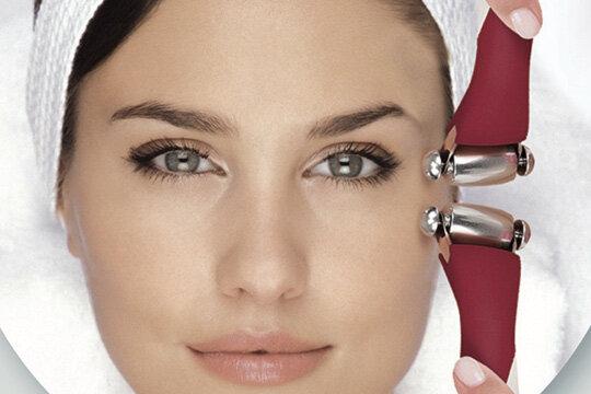 Hydradermie lift gezichtsfitnes