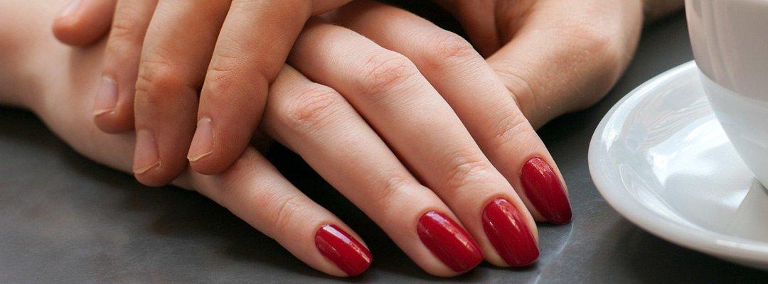 Manicure-handverzorging