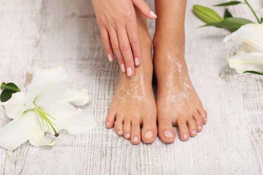Pedicure voetverzorging